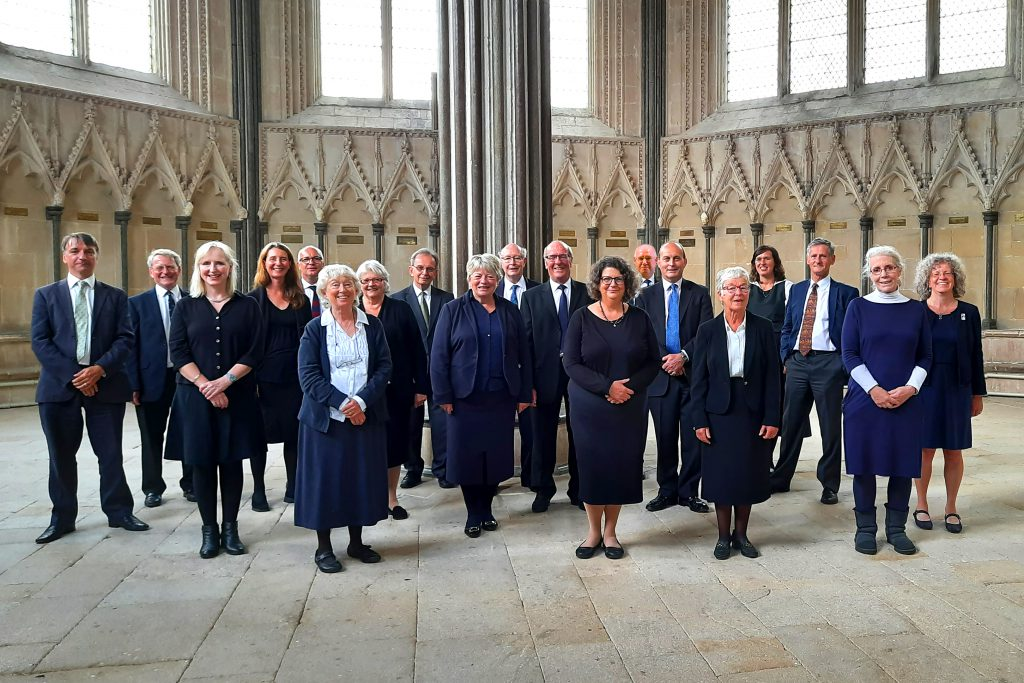 SCC sings at Wells Cathedral!